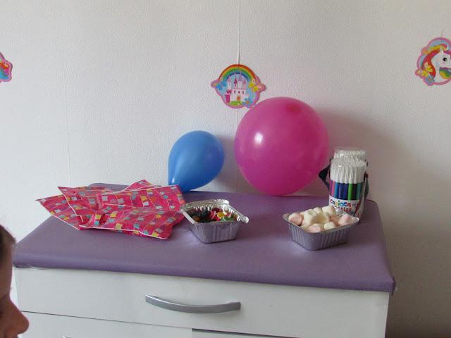 idée déco pour anniversaire de fille