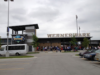 Wener Park Parking Lot - Omaha, Nebraska