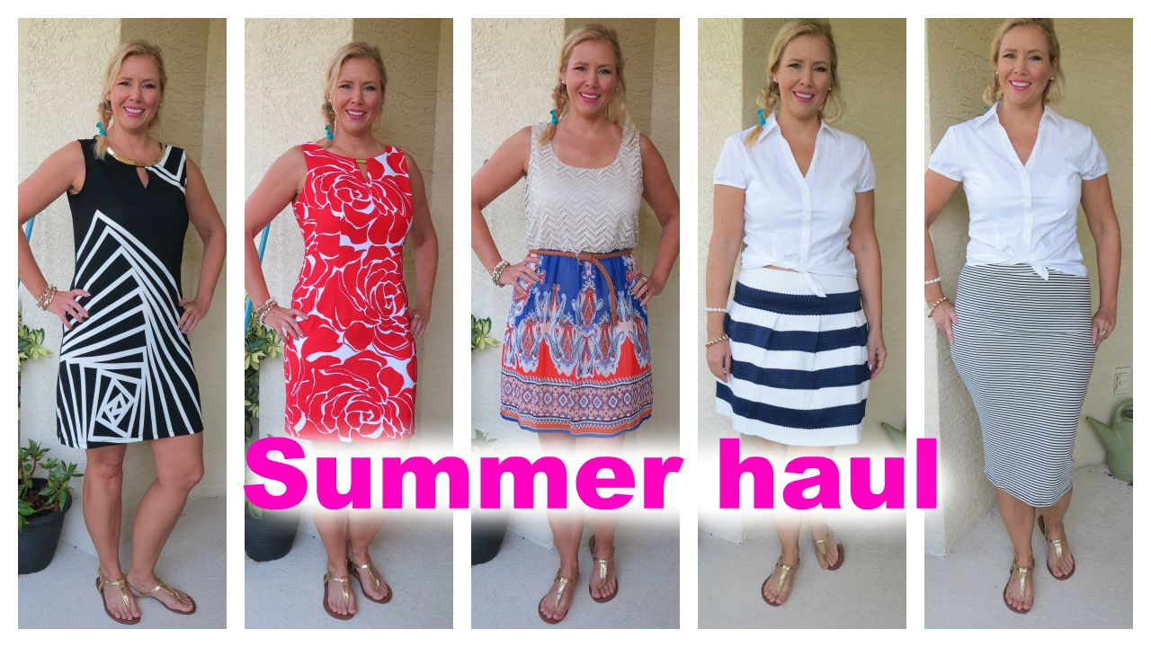 4fa9d04d36140 FASHION OVER 40  WHAT TO WEAR IN SUMMER