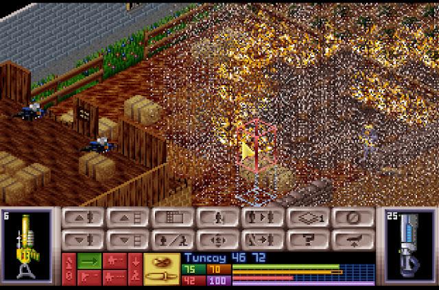 Open Xcom - Explosives Screenshot