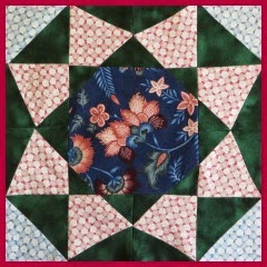 BLOQUE PEACEFUL HOURS PATCHWORK