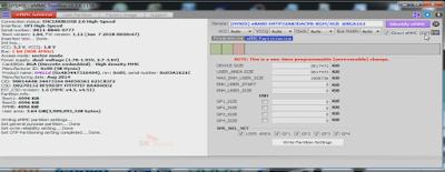 Cara Direct EMMC Oppo R827 Via UFI eMMC ToolBox