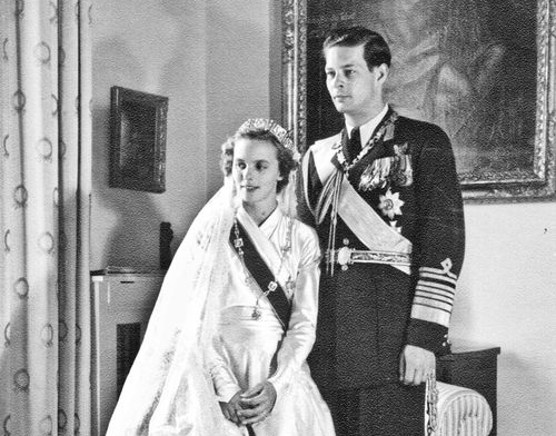 Rezultate imazhesh për His Late Majesty King Michael of Romania