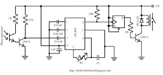 Electronic Circuit Schematic Wiring Diagram
