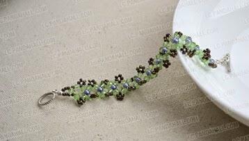 tuto cr ation bijoux comment faire un bracelet. Black Bedroom Furniture Sets. Home Design Ideas