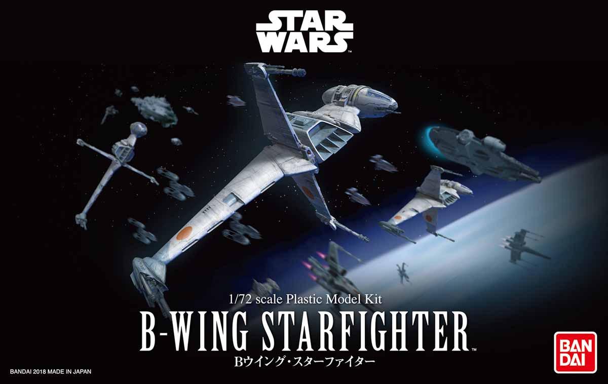 B Wing replacment stickers Star Wars