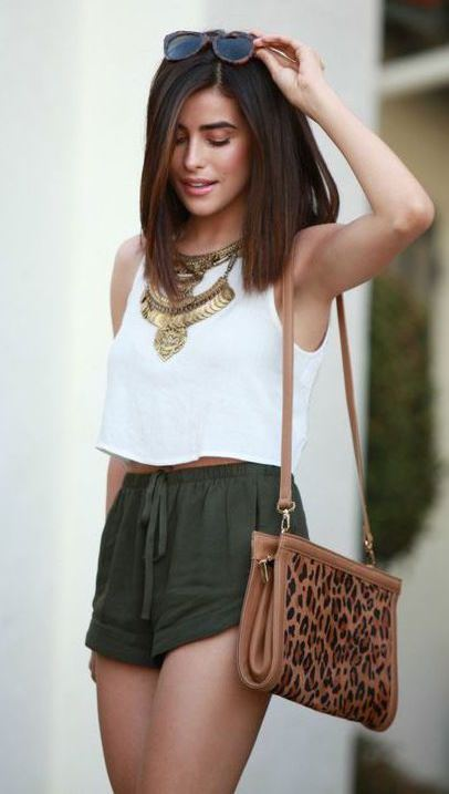 70 Cute And Cool Summer Outfit Ideas You'd Love To Wear