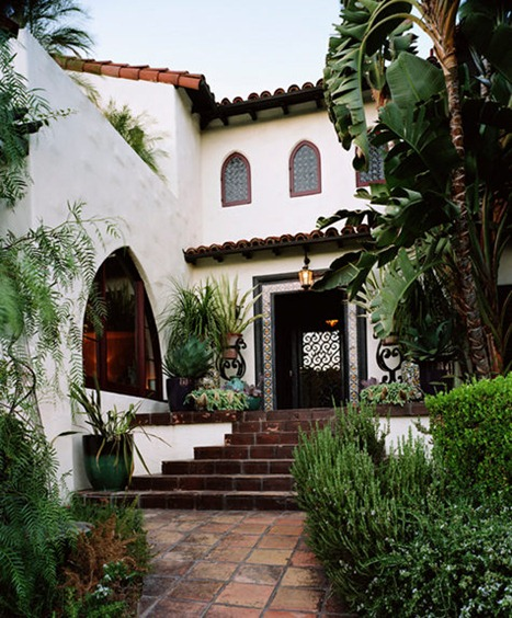 Spanish Style Home Exteriors: Redvolution: My Dream Spanish Style Home: Exterior Inspiration