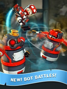 Clumsy Ninja 1.18.0 MOD APK+DATA-screenshot-3