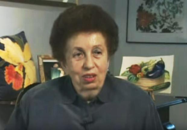 Jewish Survivor Helena Horowitz Testimony - YouTube  Helen Hirsch Horowitz