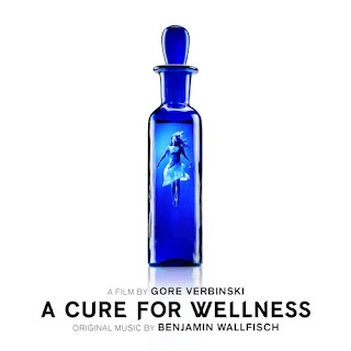 a cure for wellness soundtracks