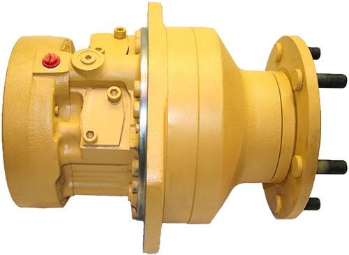 Flint Hydraulics, Inc : Poclain hydraulic motor custom