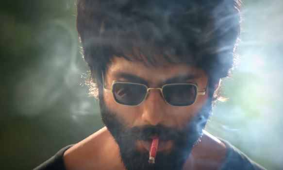 Kabir Singh Movie Teaser Out Starring Shahid Kapoor, Kiara Advani