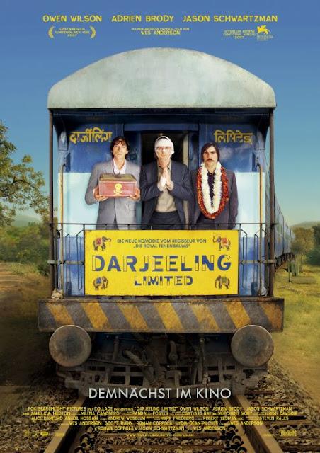 Filme, die ich mag: Darjeeling Limited