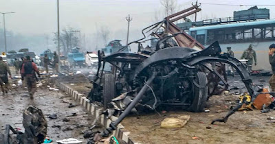 Why Were Crpf Soldier Not Sent By Flight Pulwama Attack Question