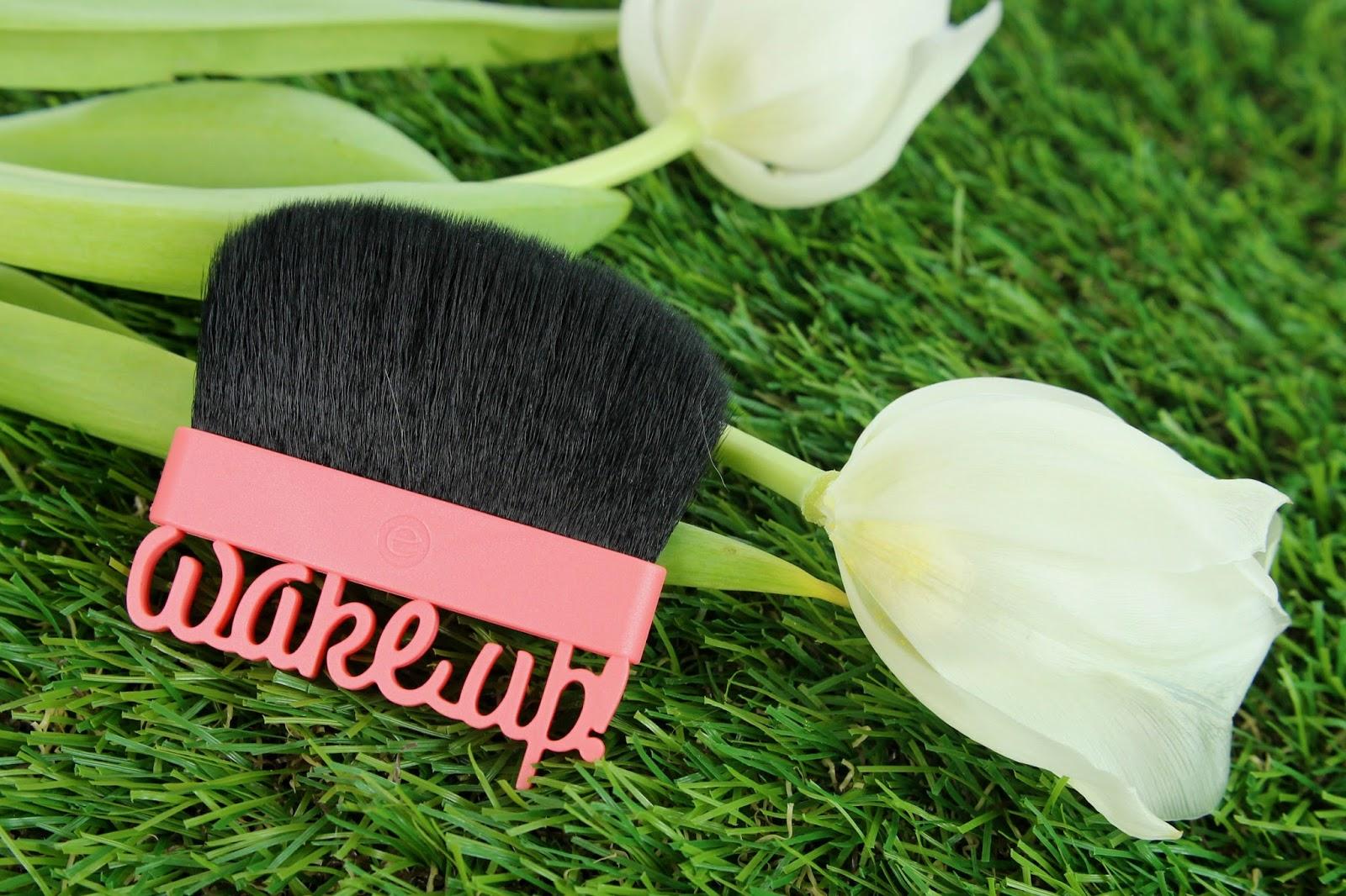 2016, blush, blush brush, call it spring, dm drogeriemarkt, essence, eyeliner pen, hello sunshine, le, limited edition, lipstick pen, märz, review, rouge, sheer lipbalm, swatches, top coat, tragebilder, wake up spring,