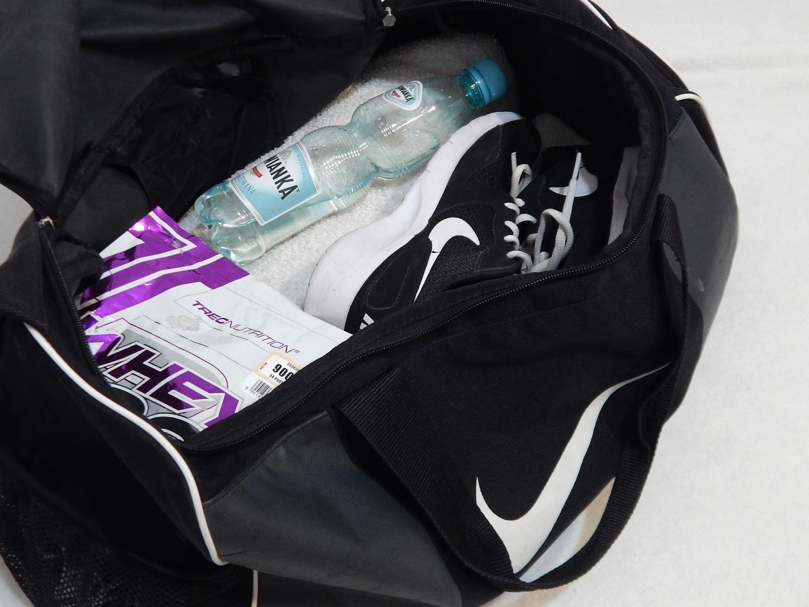 torba na siłownie