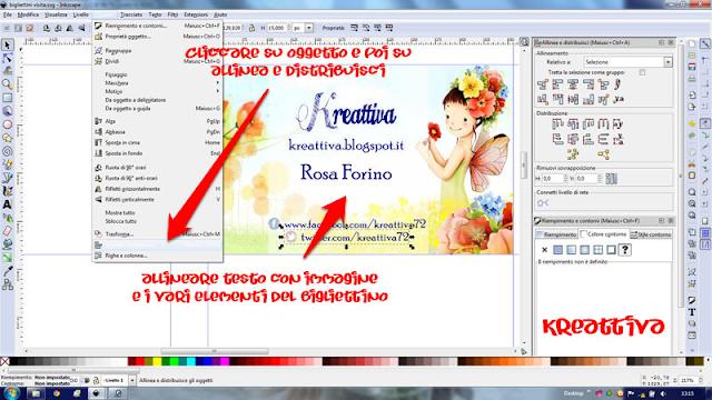 come usare Inkscape