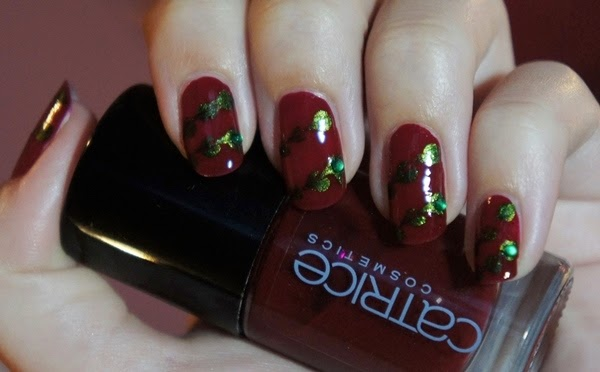 Christmas nail art designs by Beautyill