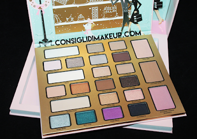 recensione opinioni palette chocolate shop too faced
