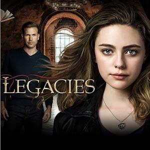 Poster da série Legacies