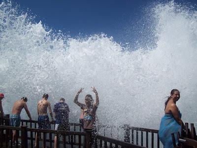 Water Blow Nusa dua best place of Bali