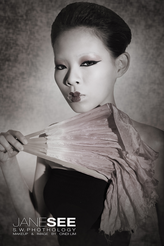 Cindi Pro Makeup Artist Commercial Photoshoot Makeup: :: Cindi Pro. Makeup Artist ::: Lady With Different Image