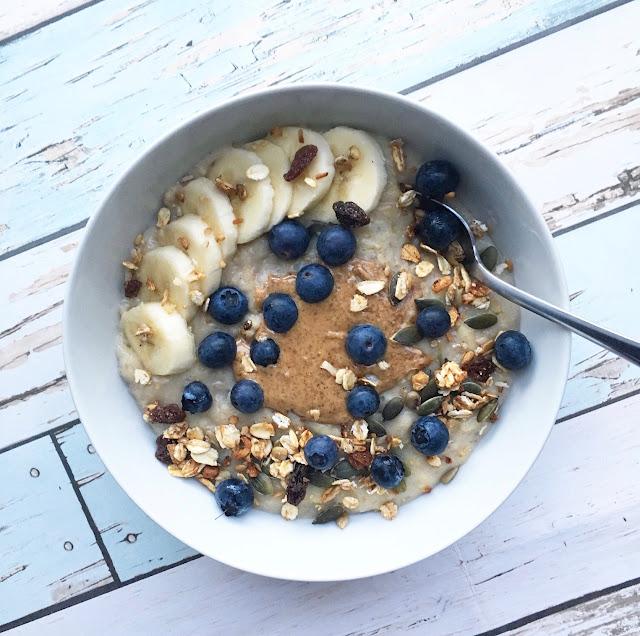 Vegan porridge recipe