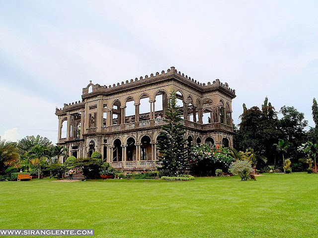 The Ruins Bacolod entrance fee