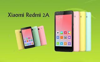 Harga Xiaomi Redmi 2A Terbaru, Spesifikasi Jaringan 4G LTE RAM 1 GB