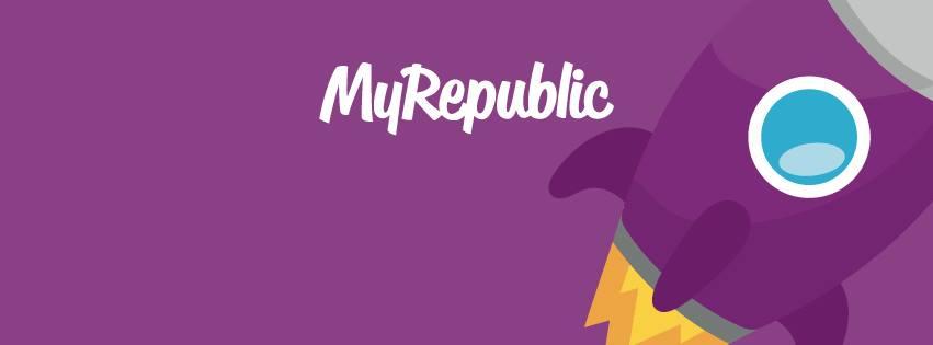 MyRepublic Surabaya: Pasang Internet wifi MyRepublic