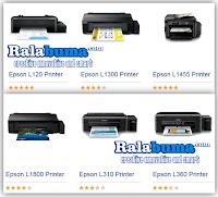 Harga Printer Epson Series L
