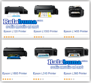 Harga Printer Epson Series L