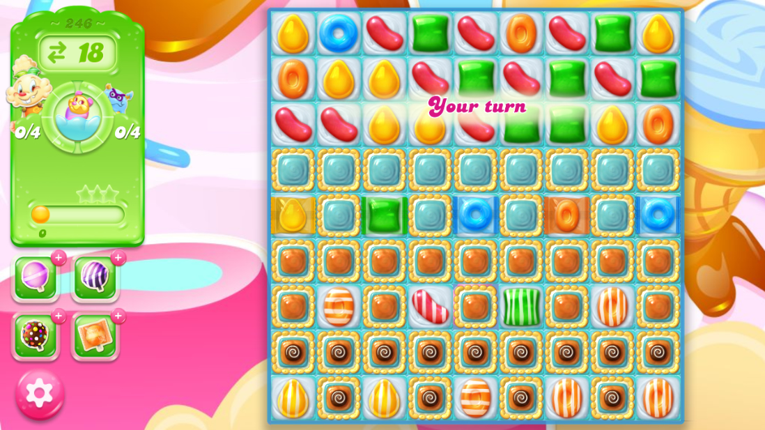 Candy Crush Jelly Saga 246