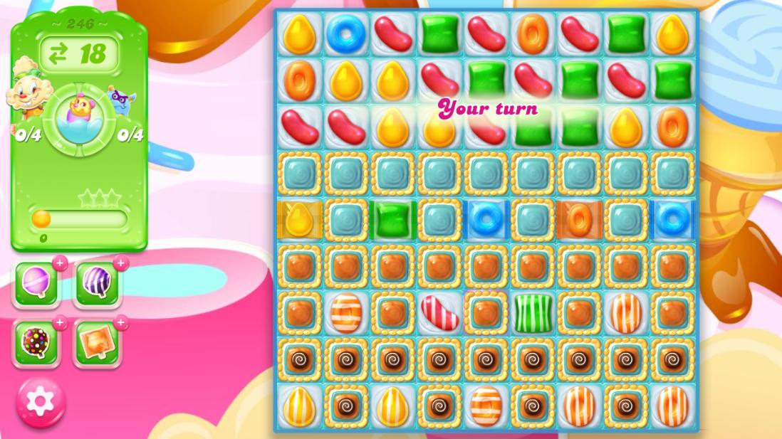 Candy Crush Jelly Saga 246