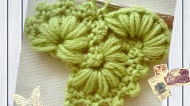 Borde o terminación al Crochet - diy