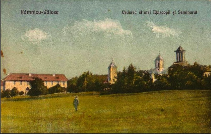 Seminarul Sf. Nicolae si Episcopia Ramnicului