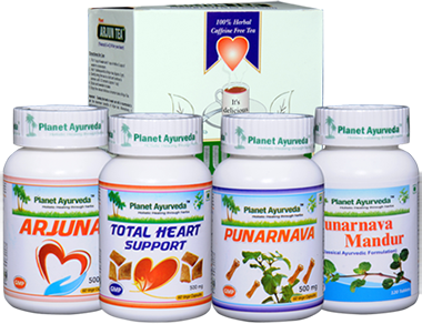 DCM Care Pack, Dilated cardiomyopathy, Herbal Remedies, Ayurvedic Treatment