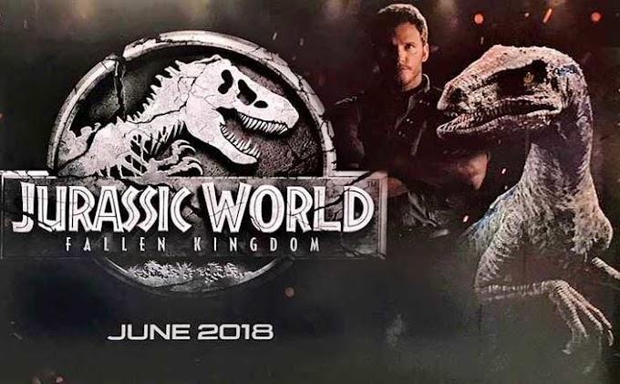 Review Film: Jurassic World: Fallen KIngdom(2018)