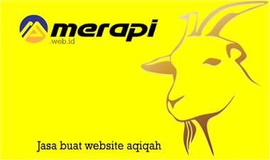 Jasa bikin web aqiqah