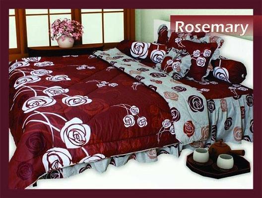 Jual Sprei Murah My Love Katun Jepang Kinkatun Grosir Bed Cover