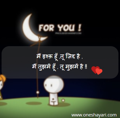 Shayari In Hindi On Love
