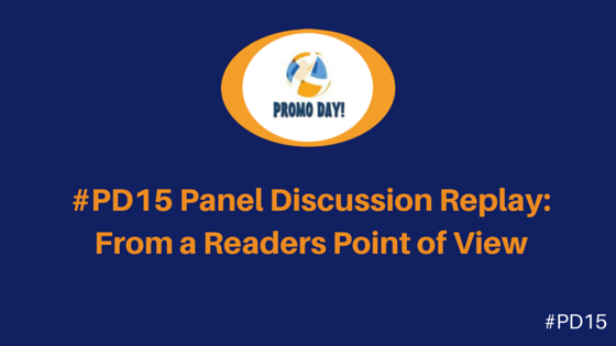 #PD15 Panel Discussion Replay: From a Readers Point of View
