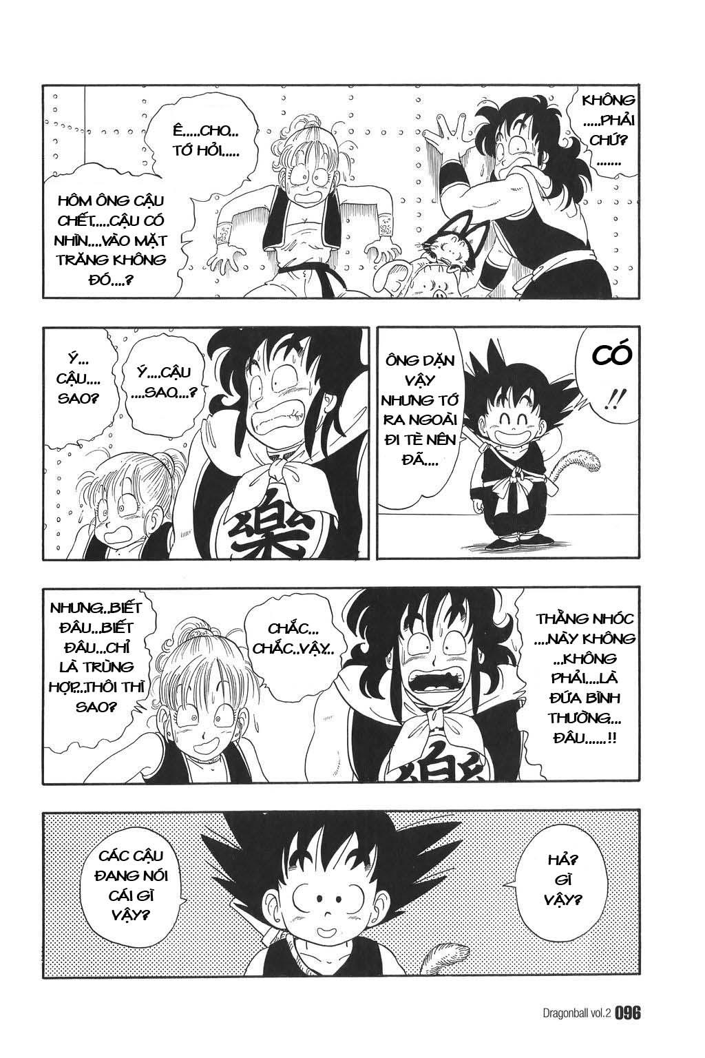 Dragon Ball chap 21 trang 6