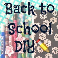 back to school diy, diy school supplies, diy pencils, diy pencil case, lauren banawa