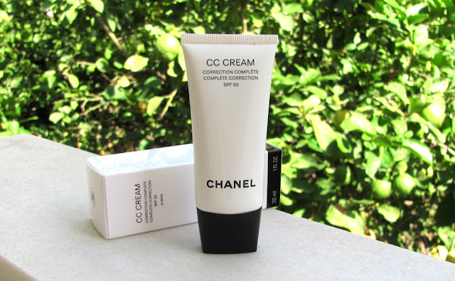 Крем Chanel CC Cream SPF 50