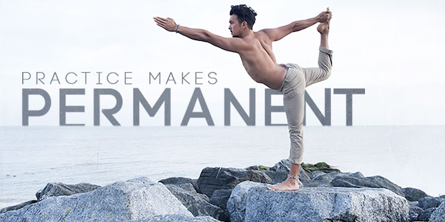 Yoga -Thực hành làm nên vĩnh cửu