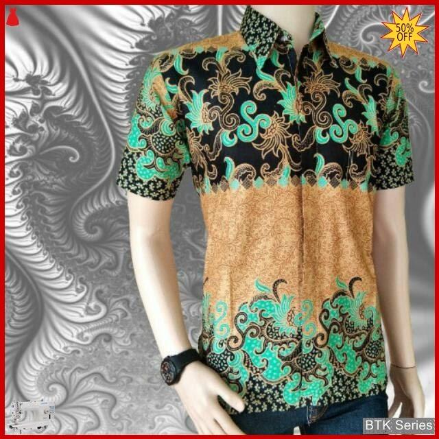 BTK153 Baju Hem Printing Katana Modis Murah BMGShop