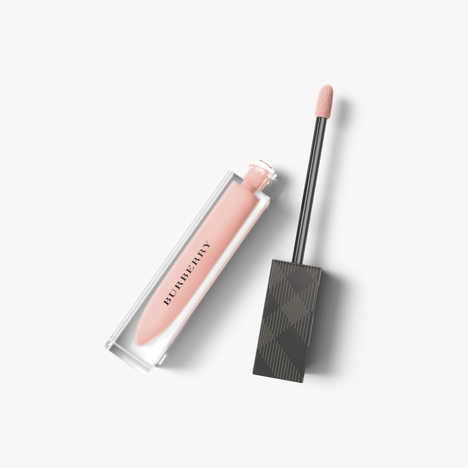 Burberry Liquid Lip Velvet iris law light nude 01