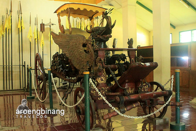 museum kereta singa barong cirebon